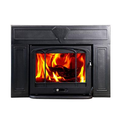 HiFlame Thoroughbred HF577IU3 Extra Large Wood Burning Firep