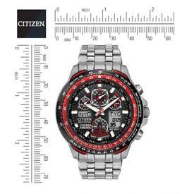 Citizen Red Arrows Skyhawk AT Titanium Men's Watch