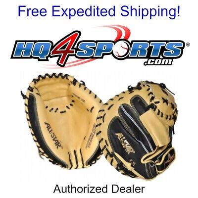 All-Star Professional - CM3000BT - Adult Baseball 35 Inch Catcher's Mitt - RHT
