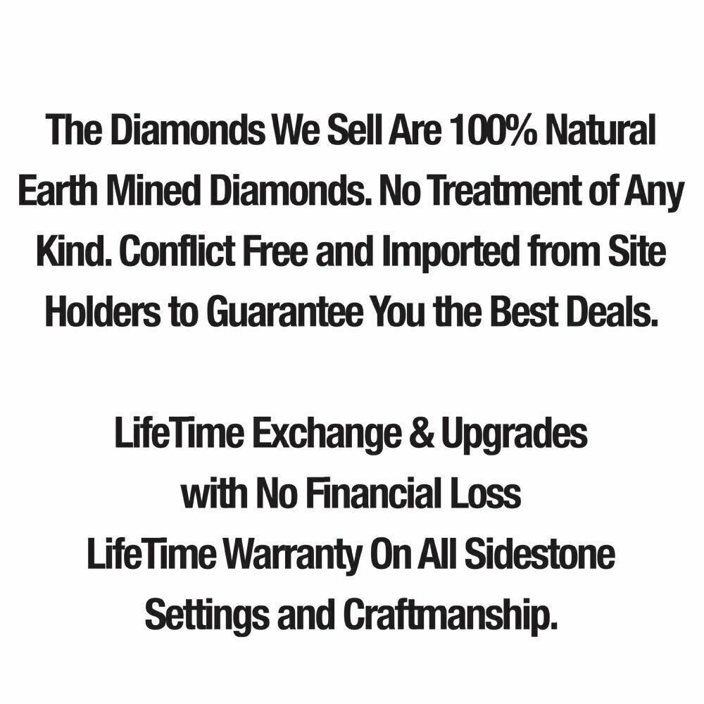 GIA Certified Diamond Engagement Ring 2.97 carat Cushion Shape 18K White Gold  2