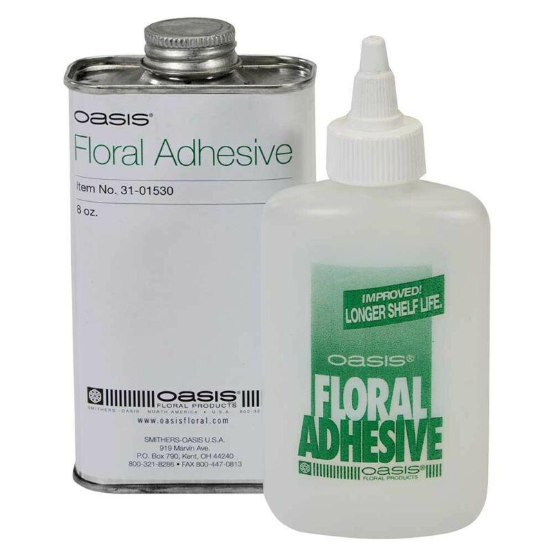 Oasis Floral Adhesive 8 oz.