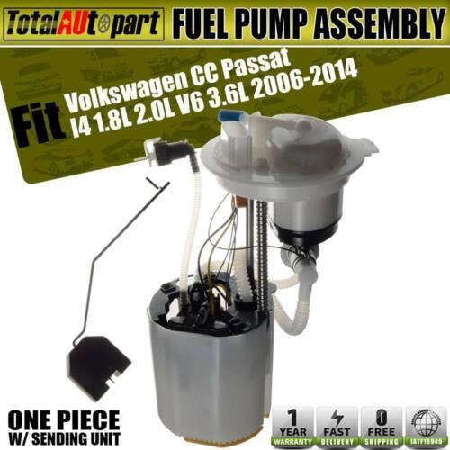 Fuel Pump Module Assembly for Volkswagen Passat 2006-2014 CC 2009-2014 P77038M