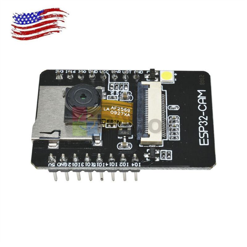 ESP32 ESP32-CAM WiFi Bluetooth Module Camera Module Development Board OV2640 5V