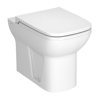Luxury Vitra S20 Back To Wall Toilet