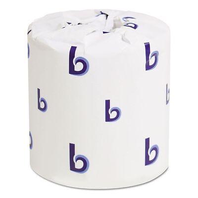 Boardwalk Office Packs Standard Bathroom Tissue, 2-Ply, White, 500 - BWK6495