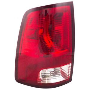 2013 to 2018 Dodge Ram Tail Light, Tail Lamp | Regular Type Left = Driver Side / Brand New