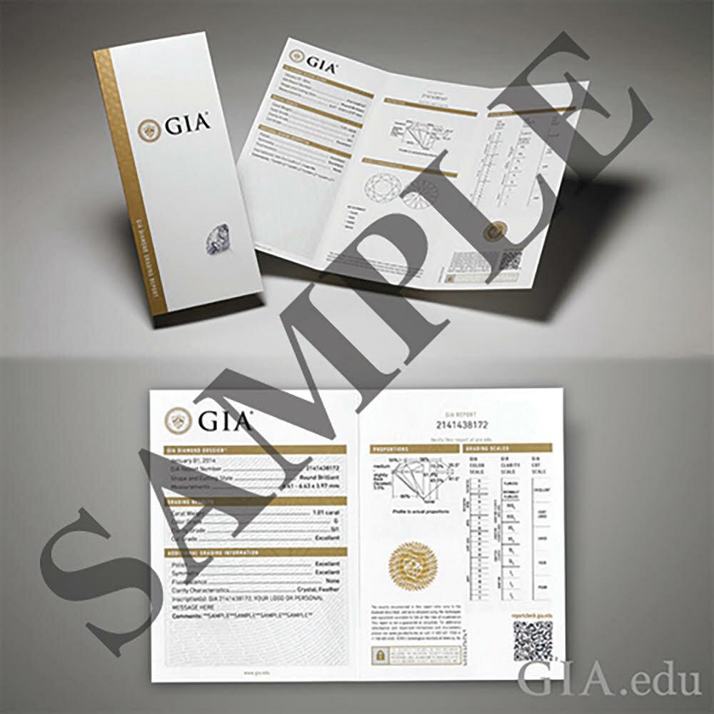 GIA Certified Diamond Engagement Ring 0.81 carat Cushion Cut 14k Gold D/VS2 3