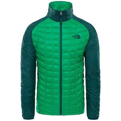 WAS £130. The North Face Mens THERMOBALL SPORT Jacket L. Measurements in listing