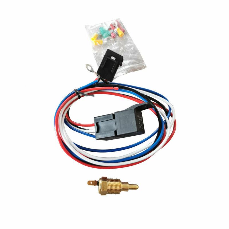 Universal Wiring  U0026 30 Amp Relay  U0026 Temperature Control Fits