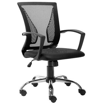 Executive Gaming Home Office Chair Computer Desk Swivel Mesh Chair Heavy Duty Us