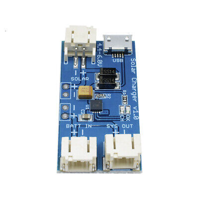 Mini Solar Lipo Charger Board Cn3065 Lithium Battery Charger Board Module
