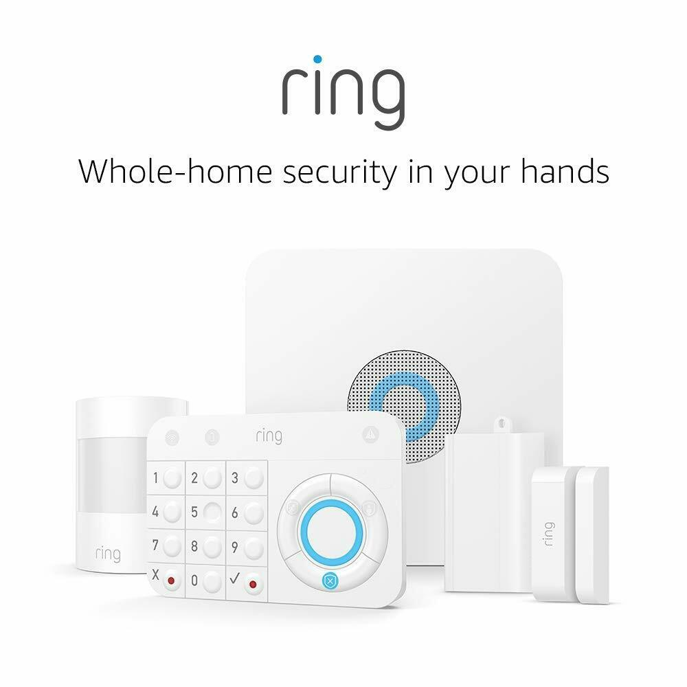 Ring Alarm – Home Security System with optional 24/7 Profe