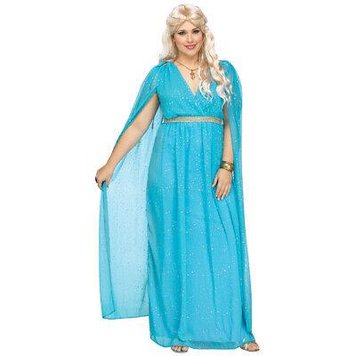 Womens Sexy Divine Goddess Plus Size Costume](Goddess Plus Size Costume)