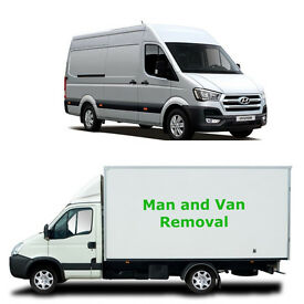**MAN AND VAN**REMOVAL**FROM £15**VAN HIRE **LUTON VAN WITH TAIL LIFT**