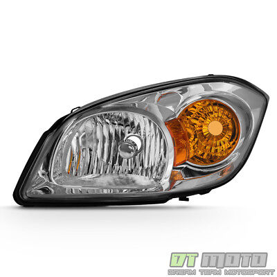 2005-2010 Cobalt 07-10 Pontiac G5 05-06 Pursuit Headlight Headlight Driver Side