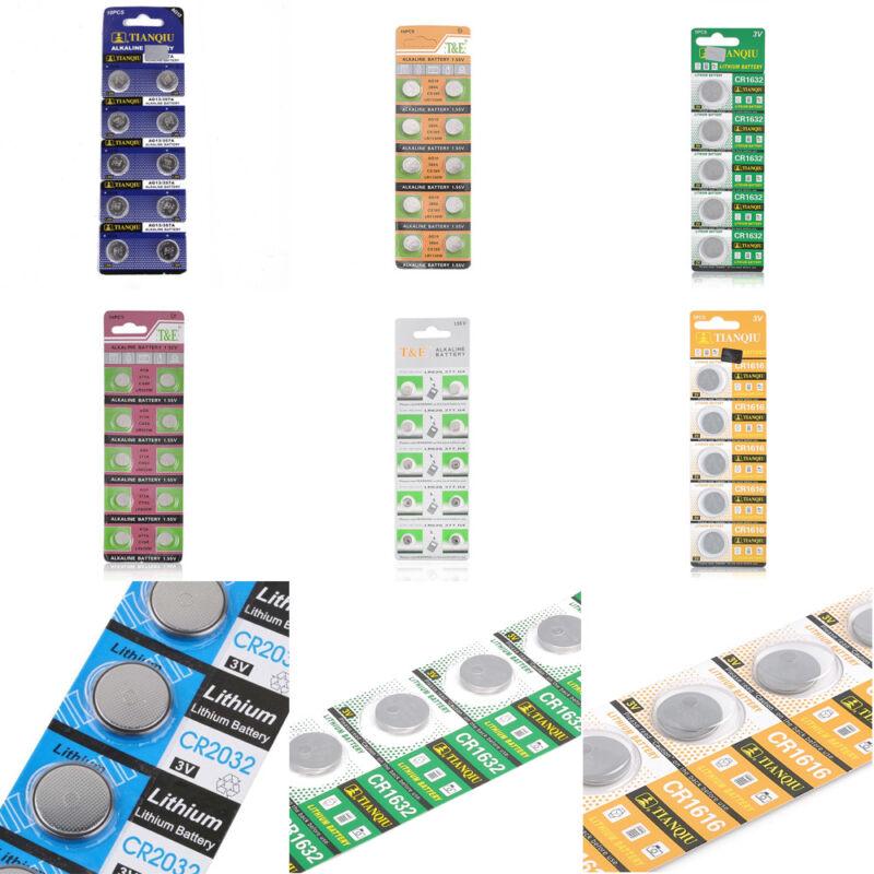 Wholesale AG13 LR44 SR44 L1154 357 A76 Button Alkaline Coin