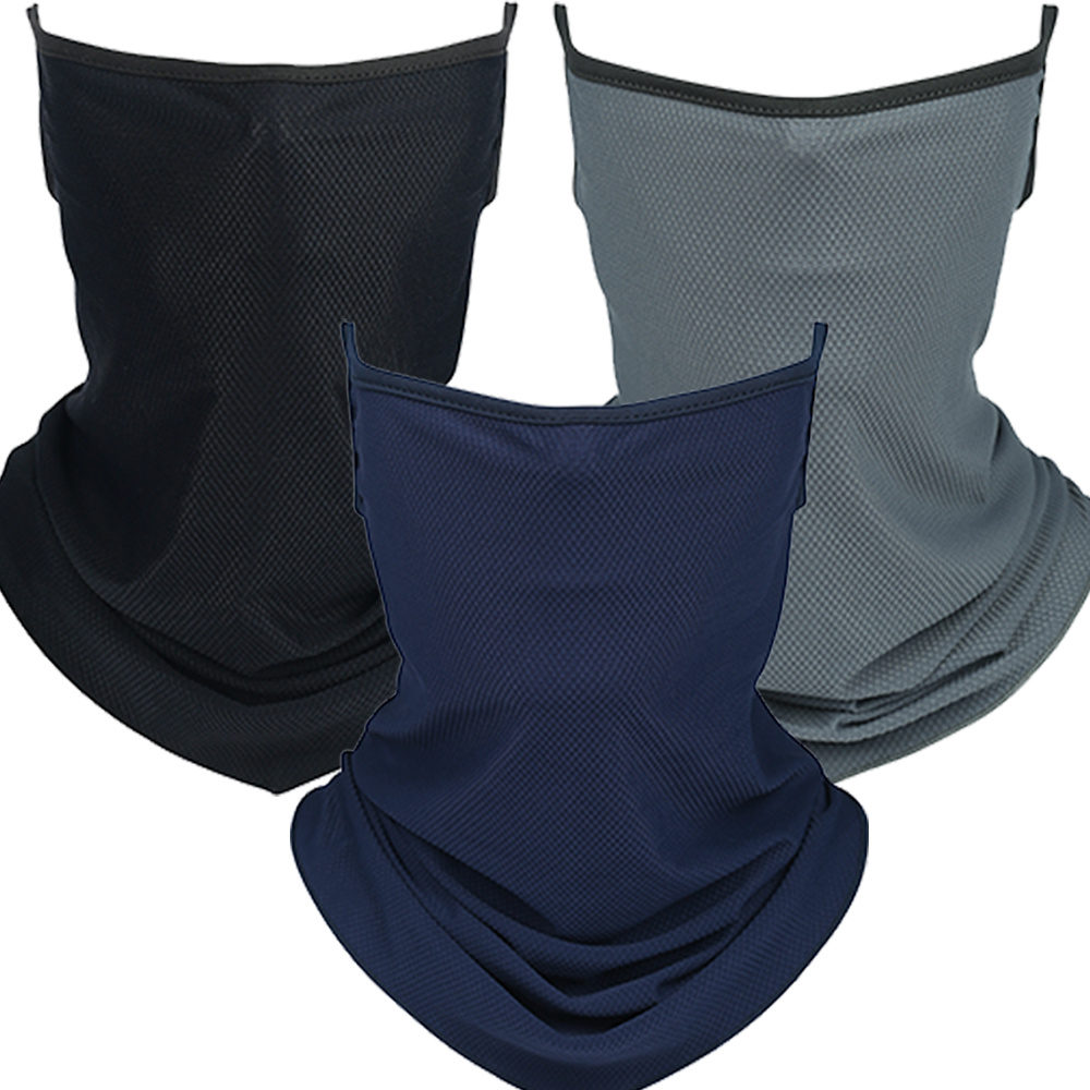 Bandana Scarf Tube Face Cover Motorcycle Cycling Sun UV Shield Neck Gaiter Soft Clothing, Shoes & Accessories