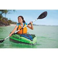 Intex K1 Challenger 1 Man Person Inflatable Kayak Canoe Oars Pump Dinghy Boat - intex - ebay.co.uk
