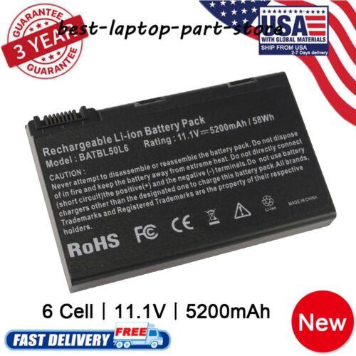 Laptop Battery for Acer Aspire 3690 5100 3100 3102 5610 5515