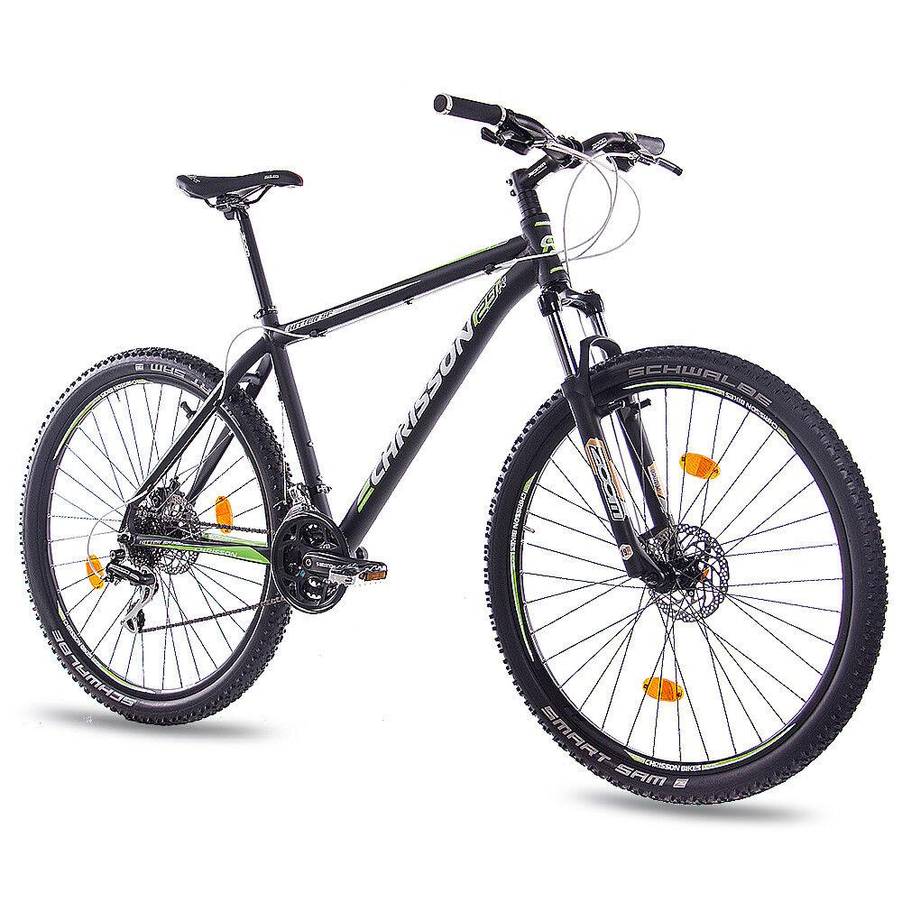 29 zoll mtb mountainbike alu fahrrad chrisson hitter sf. Black Bedroom Furniture Sets. Home Design Ideas