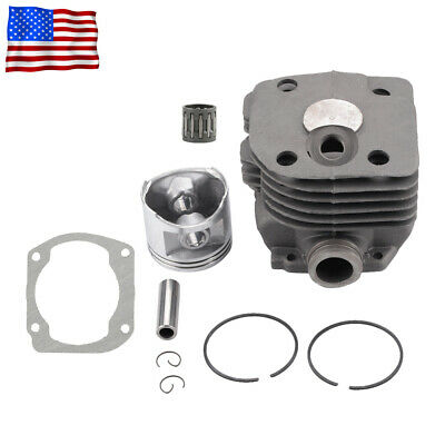 50MM Cylinder Piston Kit For Husqvarna Husky 372XP 372 371 365 362 Chainsaw NEW