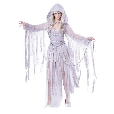 Womens Haunting Beauty Ghost Halloween Costume
