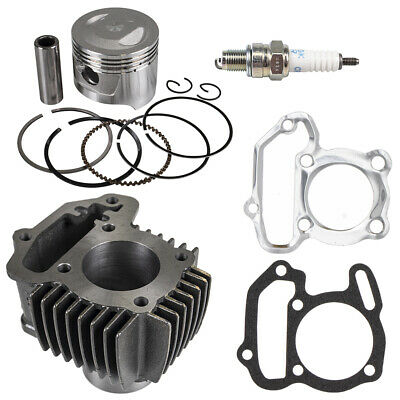80cc Engine Piston Cylinder Top End Kit 1985-2008 Yamaha Badger Moto-4 Raptor 80