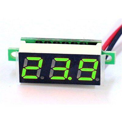 .28 Inch Dc 2.5v-30v Led Mini Digital Voltmeter Voltage Tester Meter Usa Shipper