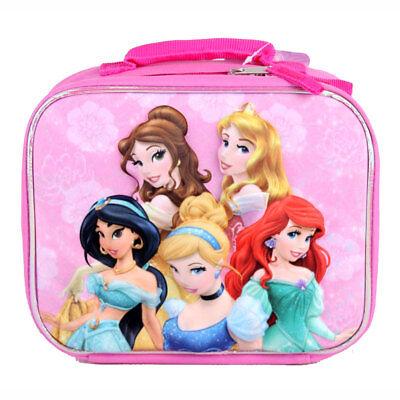 Disney Princess Pop Up 3D School Insulated Lunch Bag Jasmine