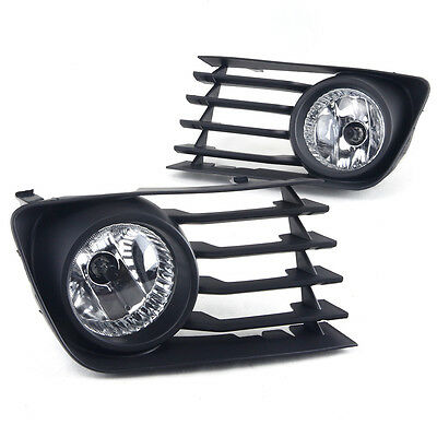 Stealth 2006 2007 2008 2009 Toyota Prius Fog Lights - Clear