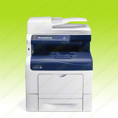 Xerox Workcentre 6605 Laser Color Bw Printer Scanner Copier Fax 36ppm A4 Mfp