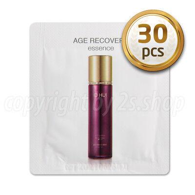 Recovery Essence - [O HUI] Age Recovery Essence 1ml x 30pcs Korea Cosmetics OHUI