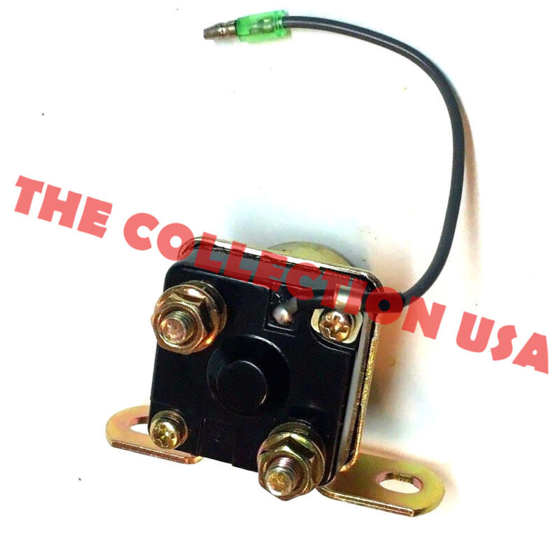 Details about 2001 2002 Polaris Sportsman 400 Magneto Stator Coil and  Starter Relay Solenoid