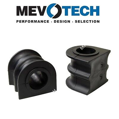 For Jeep Commander 06-10 Pair Set of 2 Front Sway Bar Bushings Mevotech MS25871