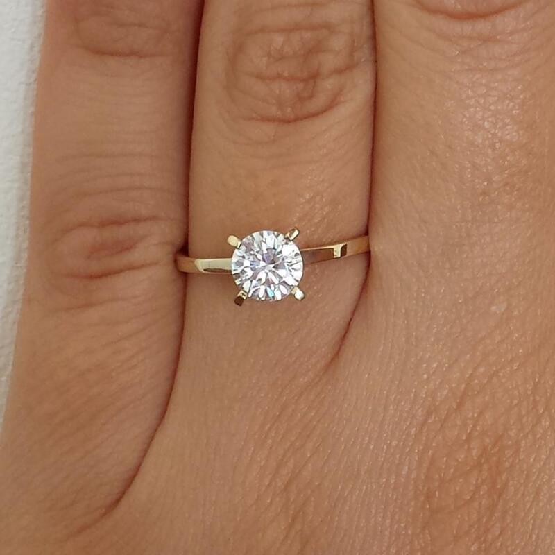 Vintage Radiant Yellow Diamond Ring  Boodles