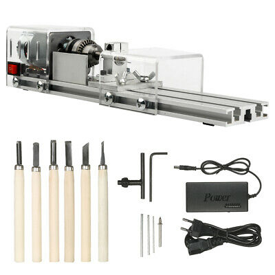 Ophir 100w Cnc Mini Lathe Machine Tool Grinding Polishing Beads Drill Rotary