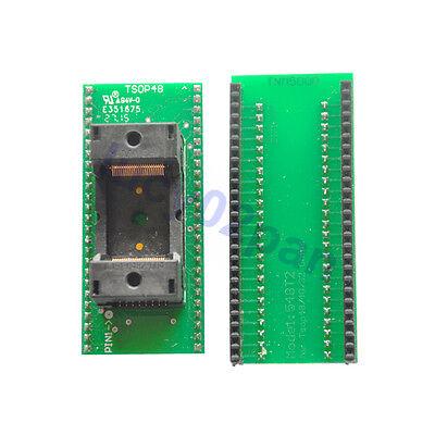 Tsop48 548t2 Nand Flash Adapter Socket For Tnm5000 Usb Universal Ic Programmer