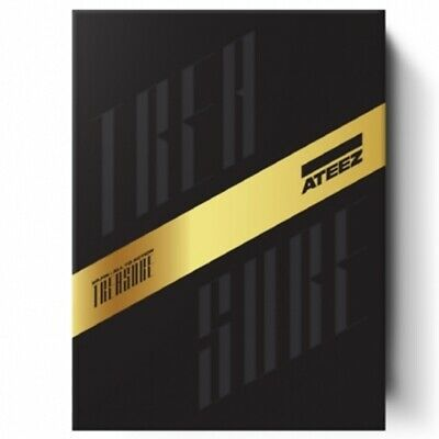 ATEEZ 1st Album [TREASURE EP.FIN : All To Action] A Ver. CD+Book+Card+Post+etc