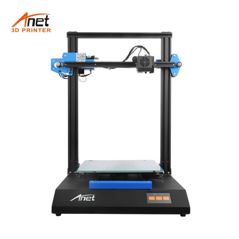 Anet ET5X 3D Printer Metal Frame Upgraded 300*300*400mm Resume Print Touch LCD
