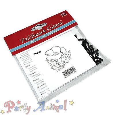 Patchwork cutters - Poppy Cutter
