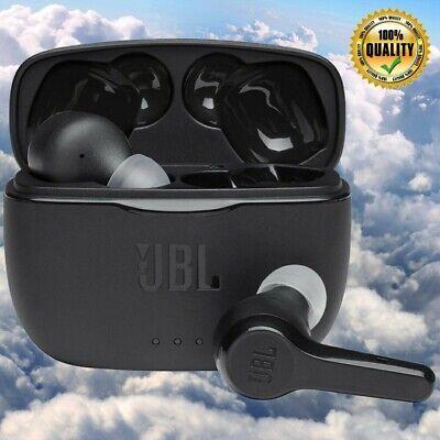 JBL Tune 215TWS True Wireless Earbud Headphones Pure Bass, Bluetooth - Black