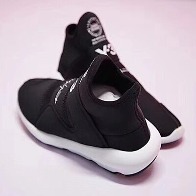 NEW Y3 Suberou Yohji Yamamoto Sneakers Mens Black and Whtie Boost Trainers Shoes for sale  Shipping to Canada