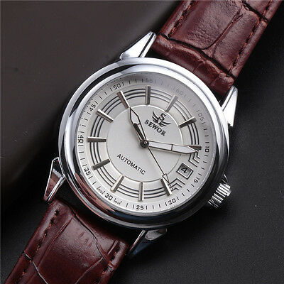 Wrist watch New Business Men Classic