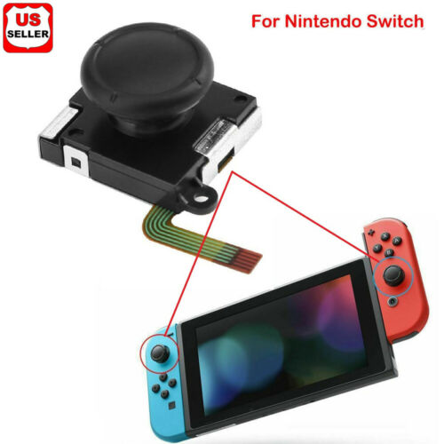 Analog Joystick Stick Rocker replacement for Nintendo Switch Joy-con Controller Replacement Parts & Tools