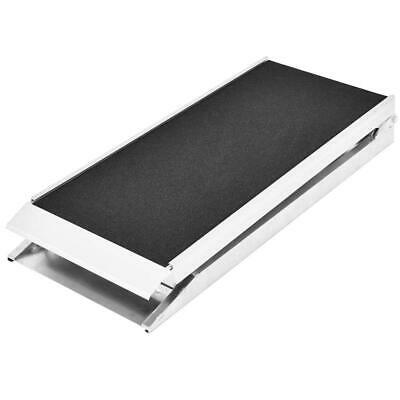 High Quality 8ft Lightweight Portable Aluminum Folding Pet Dog Ramp Ladder