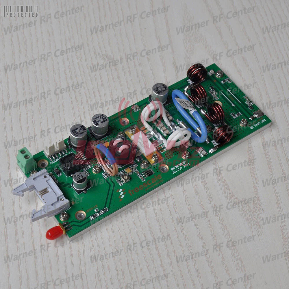 875 108mhz 0 350w Fm Transmitter Amplifier Pallet Warner Rf Fme This Is 1 5 Watt Circuit Should Be Able To 6300h