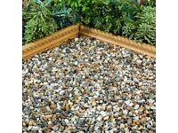 20 mm moonstone garden and driveway chips/ stones/ gravel