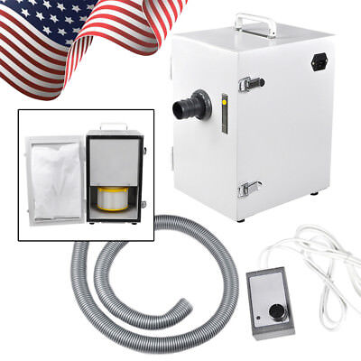 Usa Dental Lab Equipment Digital Single-row Dust Collector Vacuum Cleaner Ce