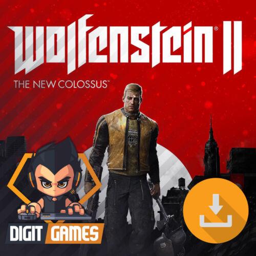 Wolfenstein II: The New Colossus Windows 17243