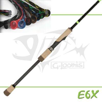 "Lew/'s Custom Lite Speed Stick /""Drop Shot/"" 6/'10/"" Med-Light Spinning Rod LCLDSS"